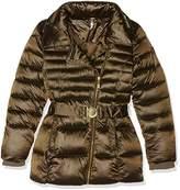 Kaporal Girl's Petra Coat, Brown(Darkak)