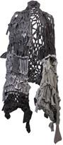Glenn Amy Knit throw scarf