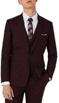 Topman Men's Charlie Casely-Hayford X Skinny Fit Suit Jacket