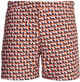 Orlebar Brown Bulldog Barthmann-print swim shorts