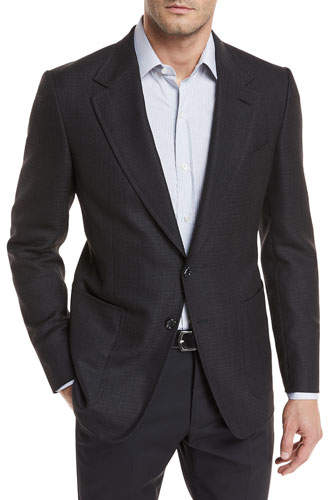 b3fd383c1330 Mens Black Linen Blazer - ShopStyle