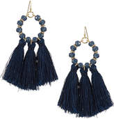 Fragments for Neiman Marcus Fringe Hoop Earrings