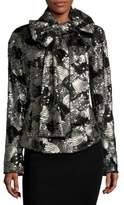 Marc Jacobs Sequin Bow Blouse