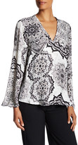 Parker Bliss Printed Blouse