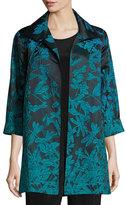 Caroline Rose Dragonfly Jacquard Party Jacket