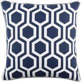 Apt2B Torrance Toss Pillow NAVY/GREY