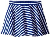 Polo Ralph Lauren Ponte Stripe Skirt (Little Kids)