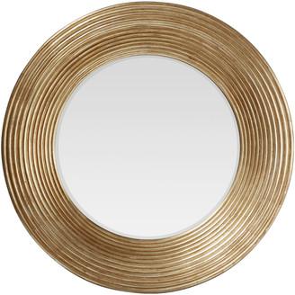 OKA Juventa Bevelled Mirror - Antique Gold