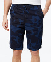 G Star Men's Tapered Camo-Print Shorts