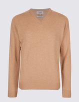 M&S Collection Pure Lambswool Jumper