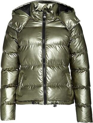 Brave Soul Ladie's Jacket THUNDERPKB Pewter UK 10