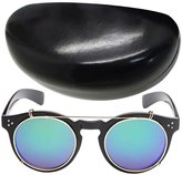 Aubig Men Polarized Light Night Vision Glasses Mirror for Driving with Case + Bag