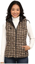 Pendleton Reversible Print Quilted Vest