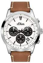 S'Oliver Men's Watch SO-3335-LC