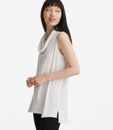 LOFT Lou & Grey Striped Signaturesoft Sleeveless Cowl Tunic