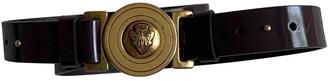 Gucci Purple Patent leather Belts