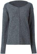 Stella McCartney exposed seam sweater