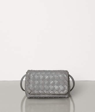 Bottega Veneta MINI CROSSBODY IN INTRECCIATO NAPPA