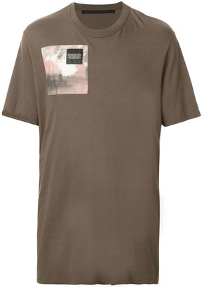 Julius graphic print short-sleeve T-shirt