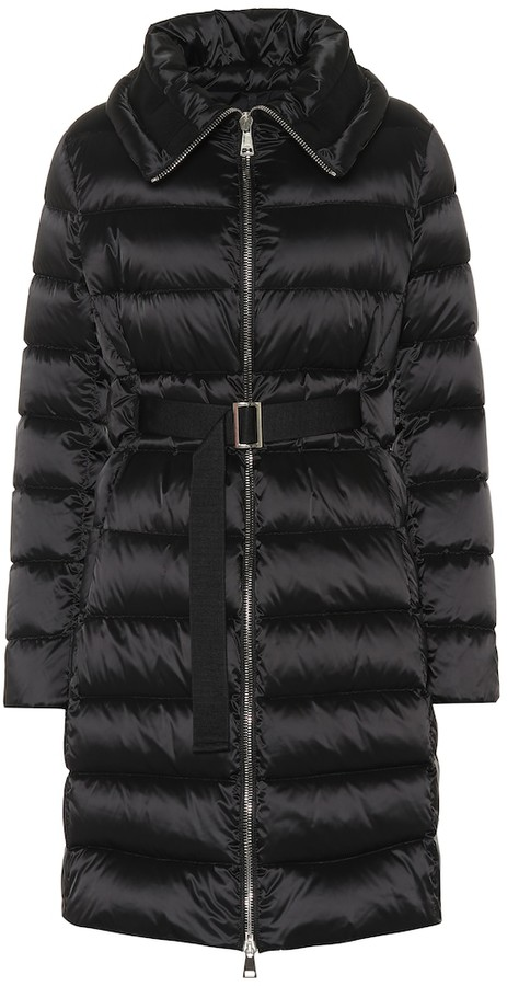 d14b82ab6 Bergeronette quilted down coat
