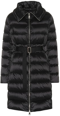 Moncler Bergeronette quilted down coat