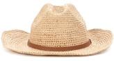 Melissa Odabash Elle Cowboy raffia hat