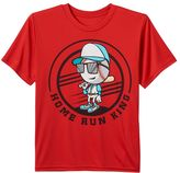 Tek Gear Boys 8-20 Baseball King Tee