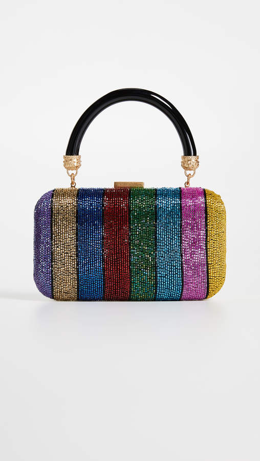 Alice + Olivia Shirley Large Clutch