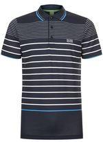 BOSS GREEN Paule 2 Stripe Polo Shirt