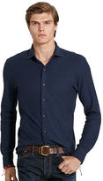 Polo Ralph Lauren Cotton Jacquard Sport Shirt