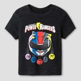 Power Rangers Toddler Boys' T-Shirt - Charcoal Heather