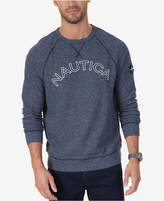 Nautica Men's Signature Logo Sweatshirt