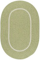 Colonial Mills SL66SAMPLE Silhouette Chenille Braided Rug