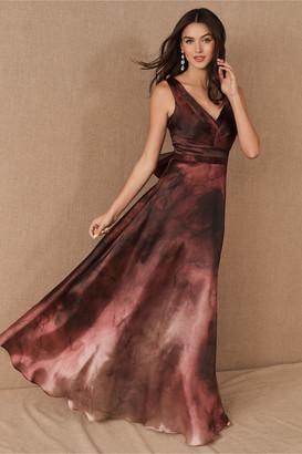 Marchesa Notte Galizia Dress