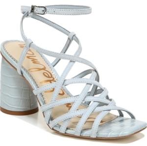 Sam Edelman Daffodil Woven City Sandals Women's Shoes