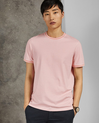 Ted Baker GECKOE Printed cotton T-shirt