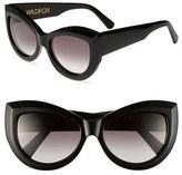 Wildfox Couture 'Kitten' 56mm Sunglasses