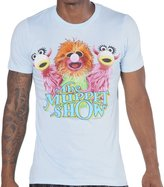 Mighty Fine Men's Mah Na Mah Na Muppets Shirt 2XL