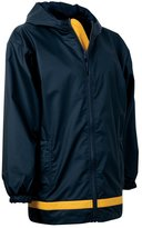 """The """"Kids' Collection"""" Youth New Englander Polyurethane Rain Jacket from Charles River Apparel"""