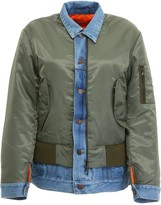 Couture Forte Bomber Jacket