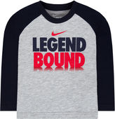 Nike Long-Sleeve Graphic Tee - Preschool Boys 4-7