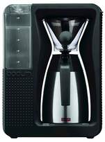 Bodum Bistro Automatic Pour Over Coffee Machine with Thermal Carafe
