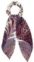 Etoile Isabel Marant Multicolor Printed Scarf