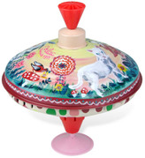 Vilac Nathalie Lété Animal Garden Metal Spinning-Top Pink