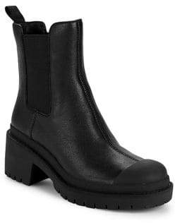 Marc Jacobs Lina Leather Chelsea Boots