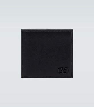 Valentino VLOGO billfold wallet