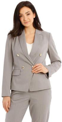 Basque Check Jacket
