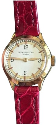 Patek Philippe Gold Yellow gold Watches