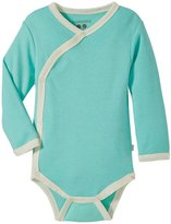 Baby Soy Essential Kimono Bodysuit (Baby) - Seafoam - 12-18 Months