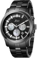 "JBW Men's JB-6218-H ""Delano"" Ion Chronograph Diamond Watch"